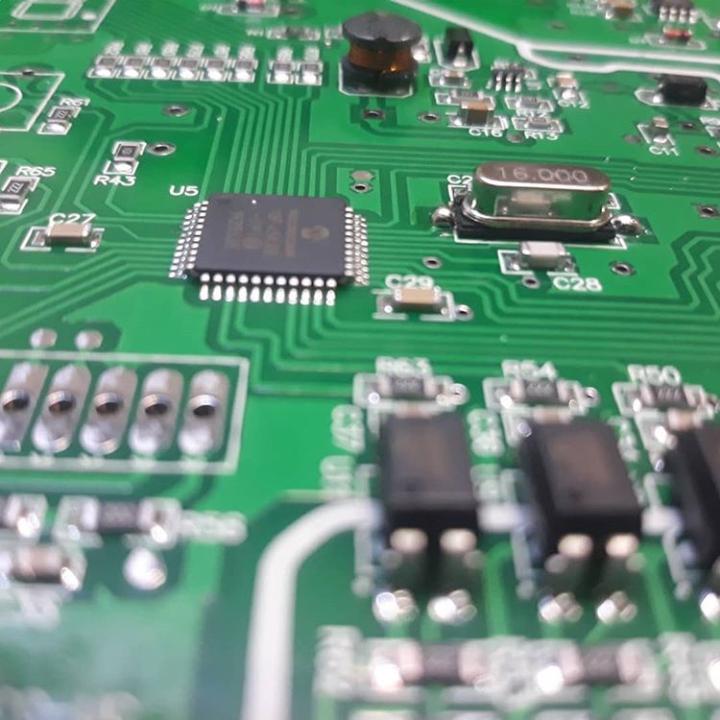 نمونه کارهای مونتاژ SMD بردهای الکترونیکی